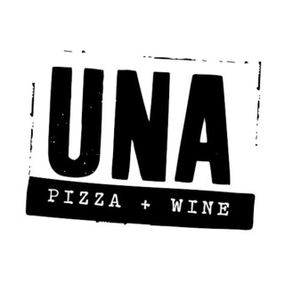 UNA Pizza and Wine logo