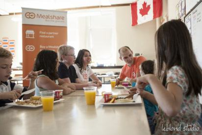 Millennials create program to end youth hunger: Mealshare