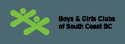 Boys and Girls Club of South Coast Bc Logo