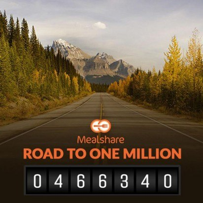 Join us on the Road to One Million!